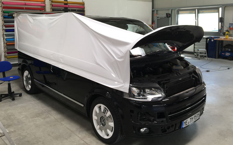 car wrapping d sseldorf und autofolierung bei hplusb design. Black Bedroom Furniture Sets. Home Design Ideas