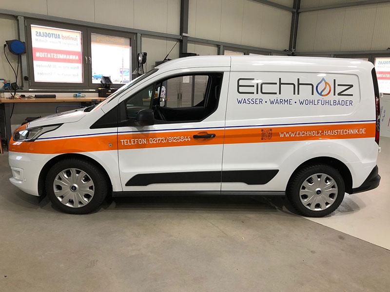 Fahrzeugbeschriftung Eichholz