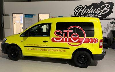 Fahrzeugbeschriftung SiTe