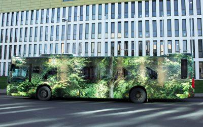 Forest Bus in Monheim