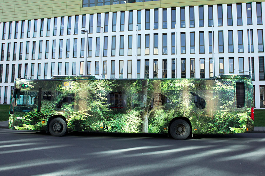Forest Bus in Monheim