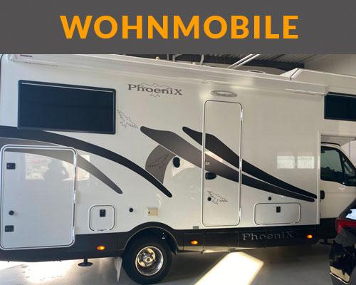 Wohnmobil foliert von HplusB Design in Monheim, Düsseldorf und Köln